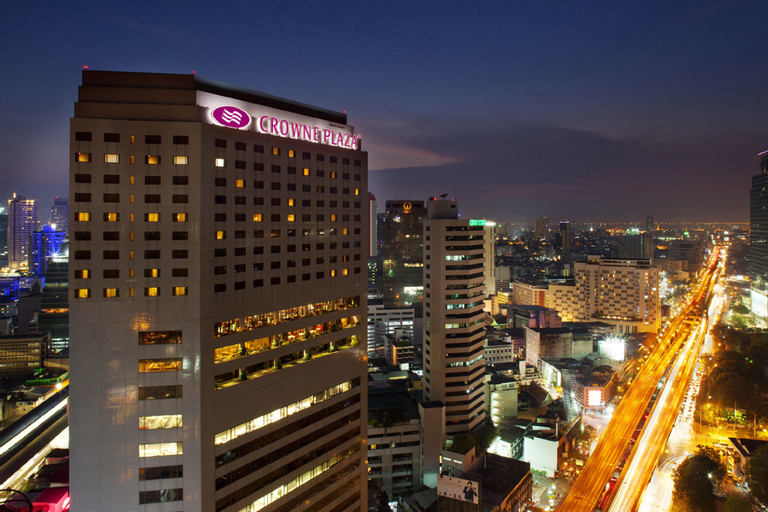 Crowne Plaza Bangkok Lumpini Park, an IHG Hotel, Bang Rak