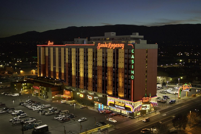 Sands Regency Casino Hotel, Washoe