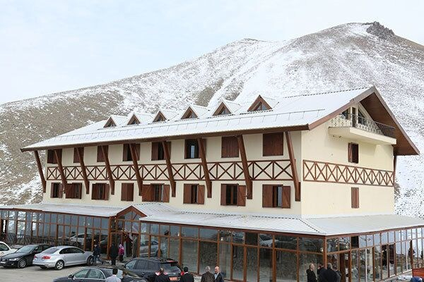Amalia Hotel, Develi