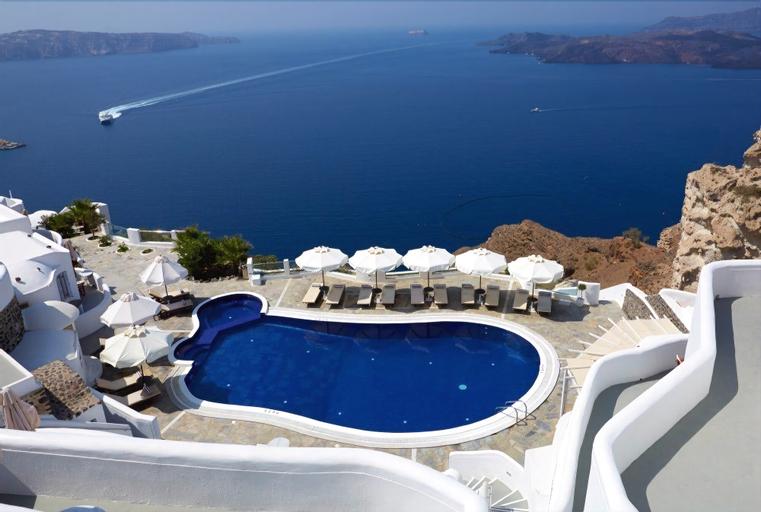 Volcano View Hotel & Villas, South Aegean