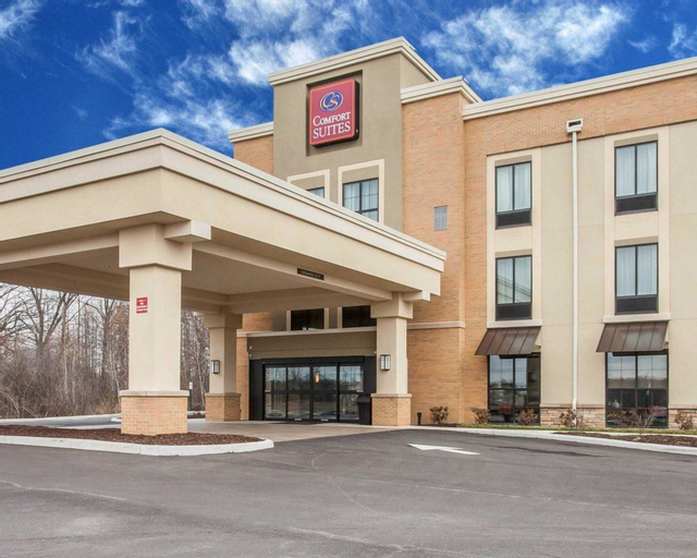 Comfort Suites Youngstown North, Trumbull