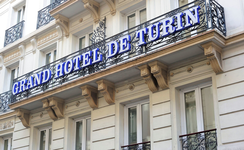 Grand Hotel De Turin, Paris