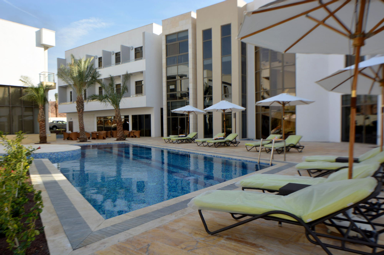 Public Security Hotel & Chalets, Aqaba