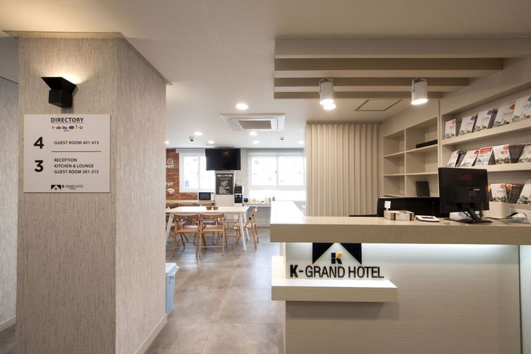 K-Grand Hotel & Guest House Seoul, Jung