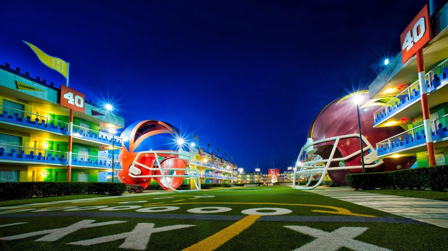 Disney's All-Star Sports Resort, Osceola