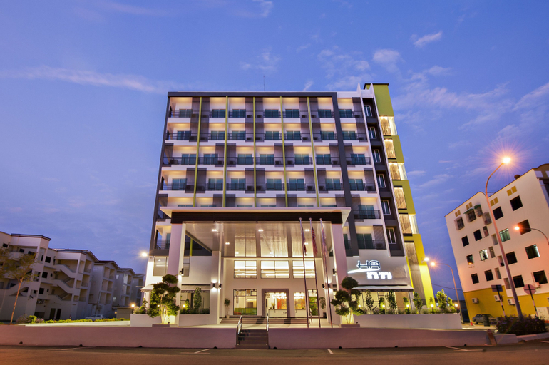 Hotel Arissa, Kota Melaka