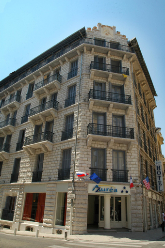 Hotel Azurea, Alpes-Maritimes