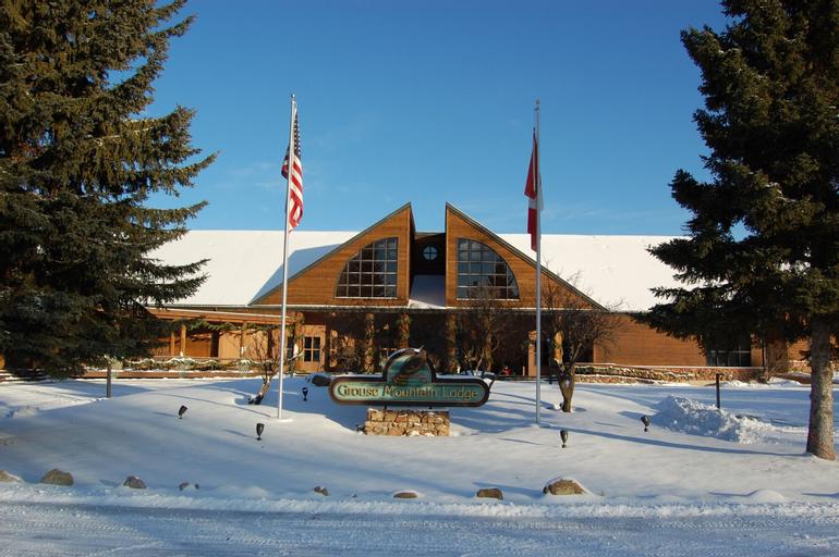 Grouse Mountain Lodge, Flathead