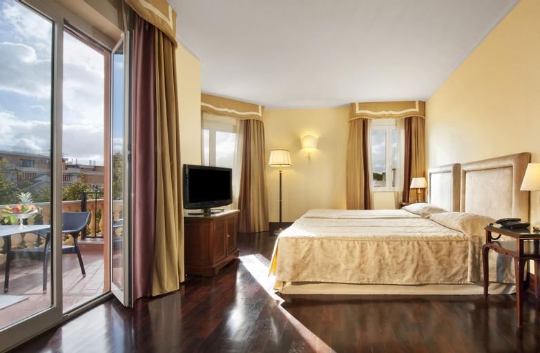 Ambasciatori Palace, Roma