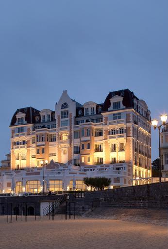 Grand Hotel Thalasso & Spa, Pyrénées-Atlantiques