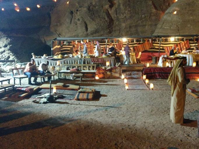 Petra Mars Camp, Wadi Musa