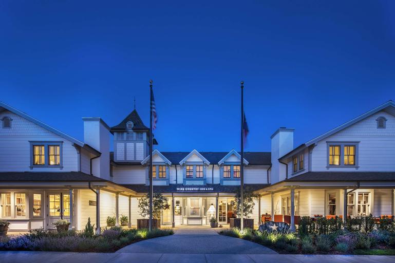 Fess Parker Wine Country Inn, Santa Barbara