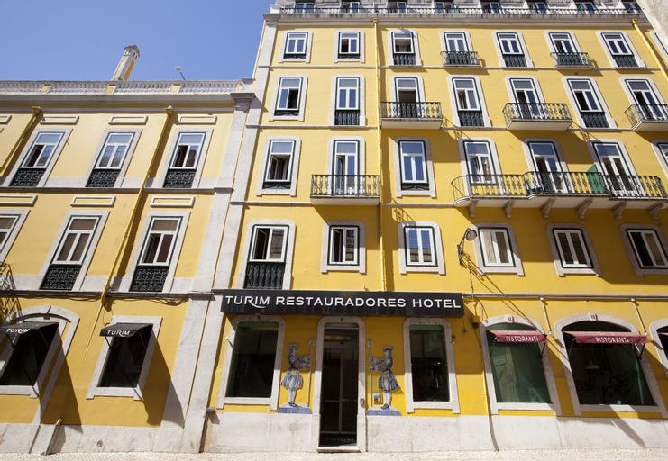 Turim Restauradores Hotel, Lisboa
