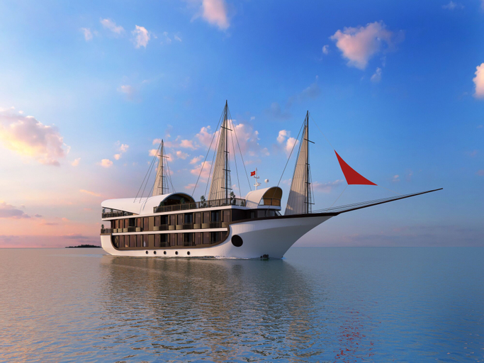 Sena Cruises Wonder On Lan Ha Bay, Hạ Long