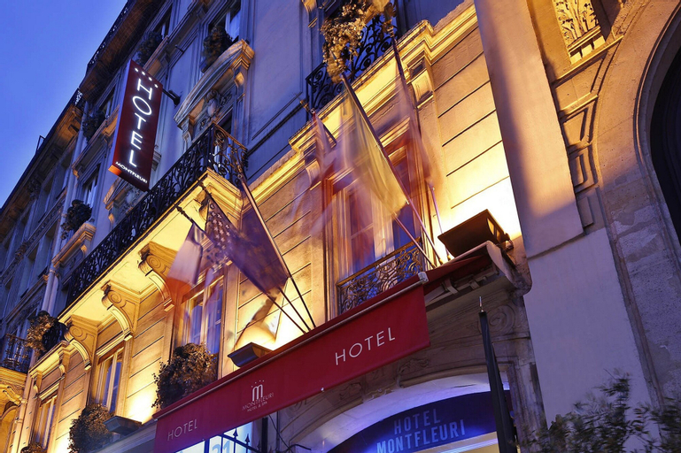 Montfleuri Hotel, Paris