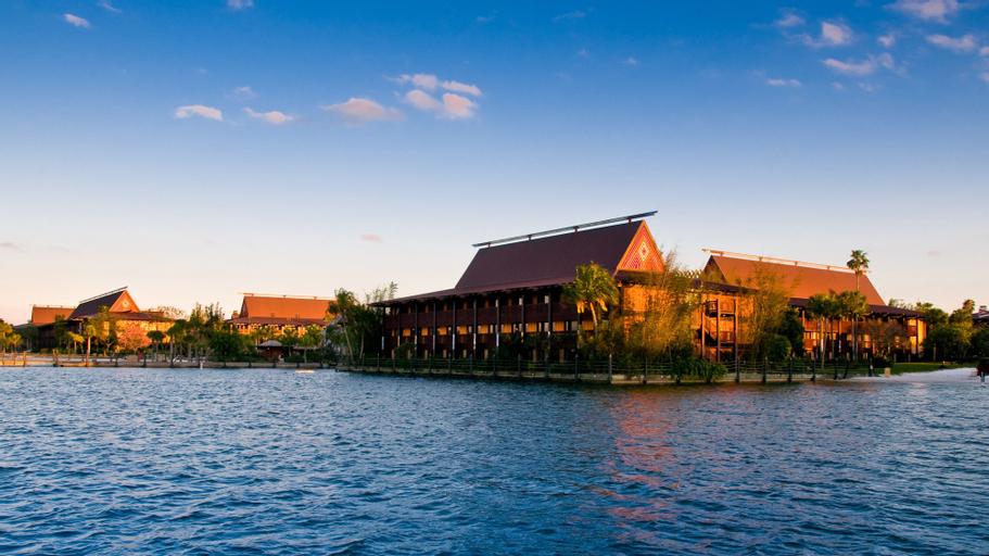 Disney's Polynesian Village Resort, Orange
