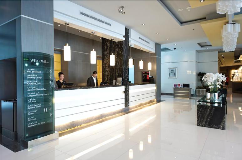 TIME Grand Plaza Hotel - Dubai Airport,