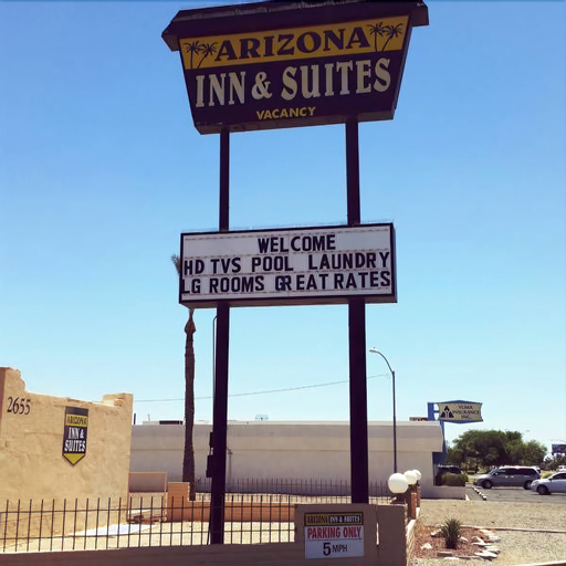 Arizona Inn & Suites, Yuma