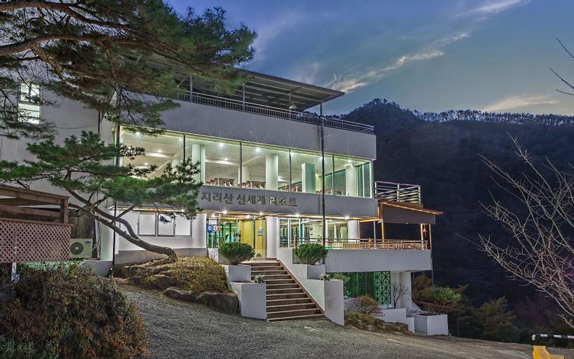 Jirisan Shinsegae Resort, Sancheong