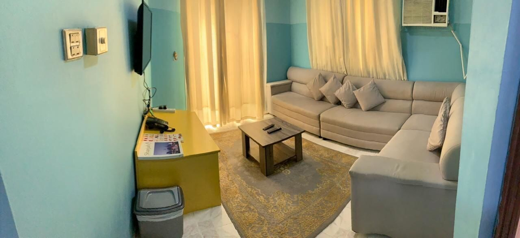 Al Rawdha Furnished Flats,