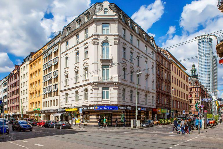 Comfort Hotel Frankfurt Central Station, Frankfurt am Main