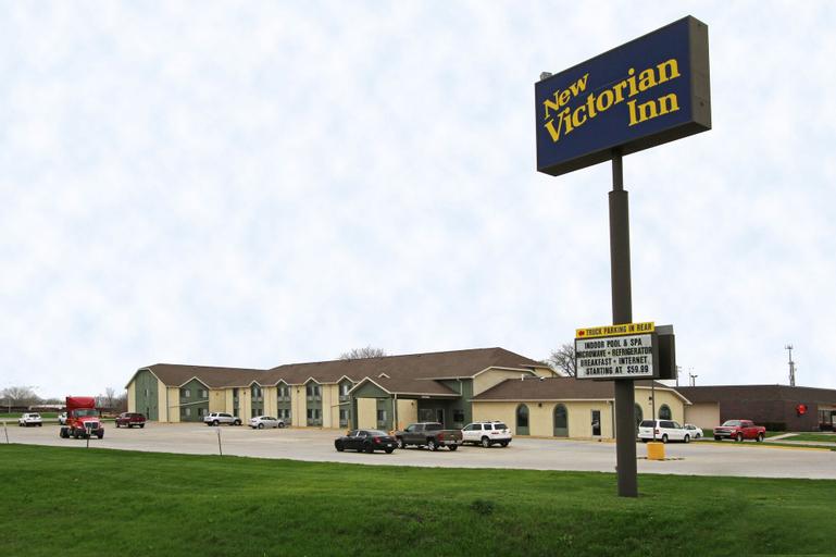 New Victorian Inn Norfolk, Madison