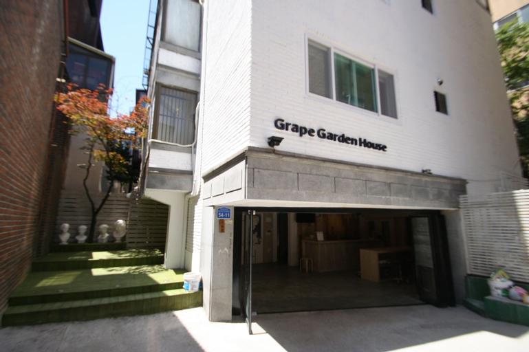 Grape Garden House - Hostel, Seodaemun