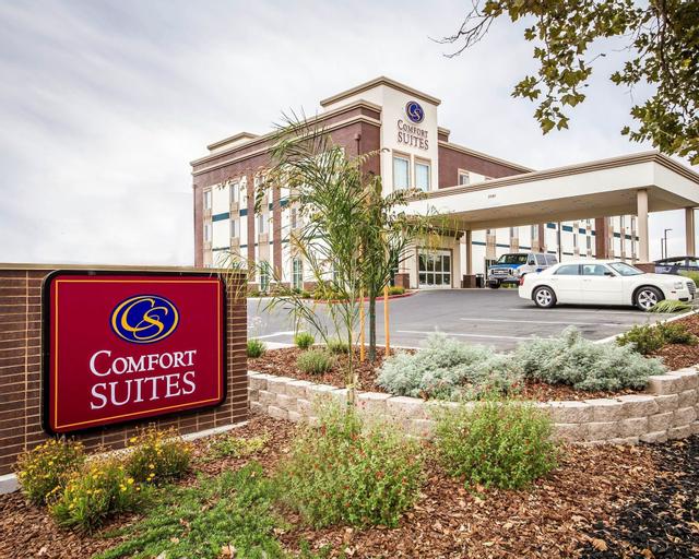 Comfort Suites Woodland - Sacramento Airport, Yolo