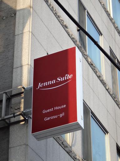 Jenna Suite Gangnam Garosu-gil, Seongdong