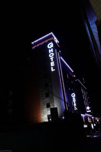 Q5 Hotel, Busanjin