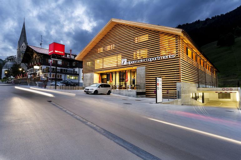 alpen select apartments Kleinwalsertal, Bregenz