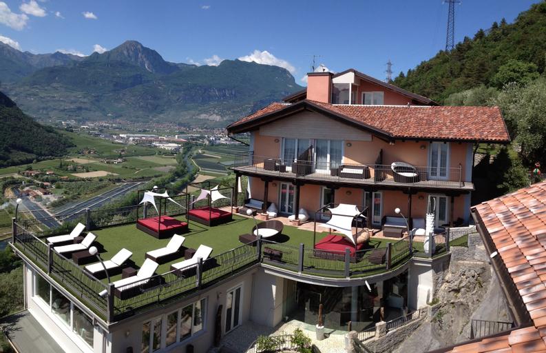 Isola Verde, Trento