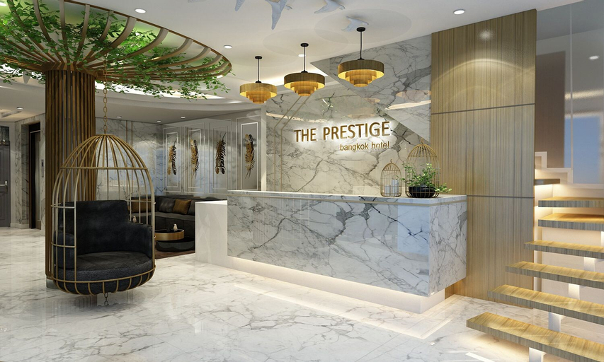 Tori Prestige Bangkok Hotel, Ratchathewi