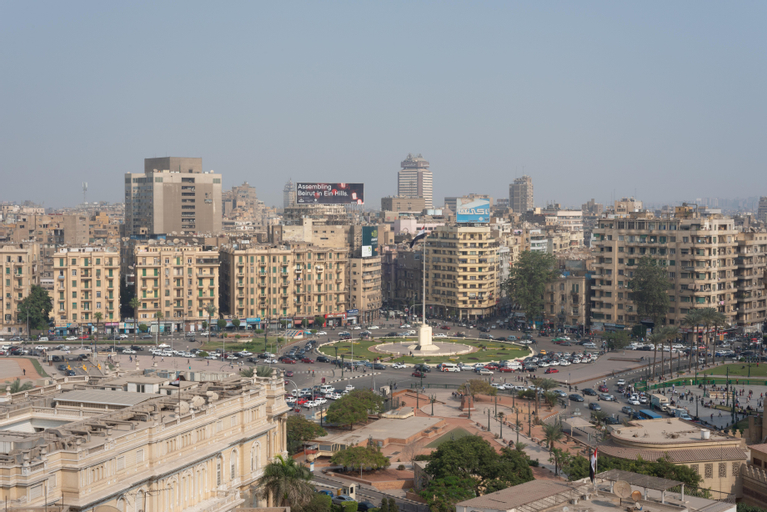 Semiramis InterContinental Cairo, Qasr an-Nil