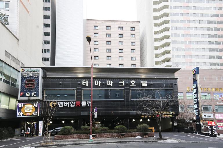 Themepark Tourist Hotel, Gyeyang