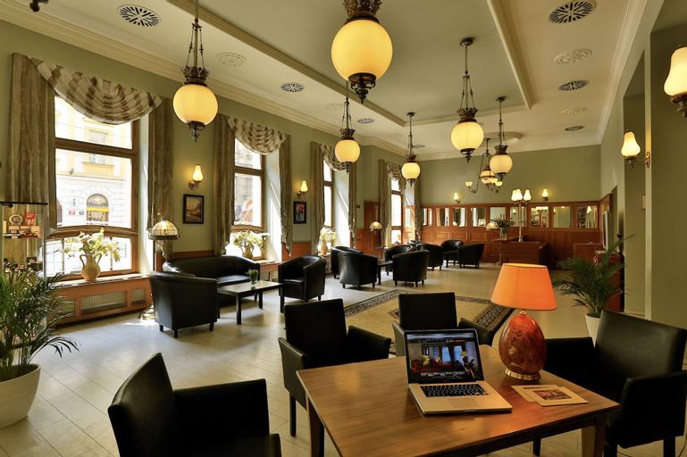 Ariston & Ariston Patio Hotel, Praha 1