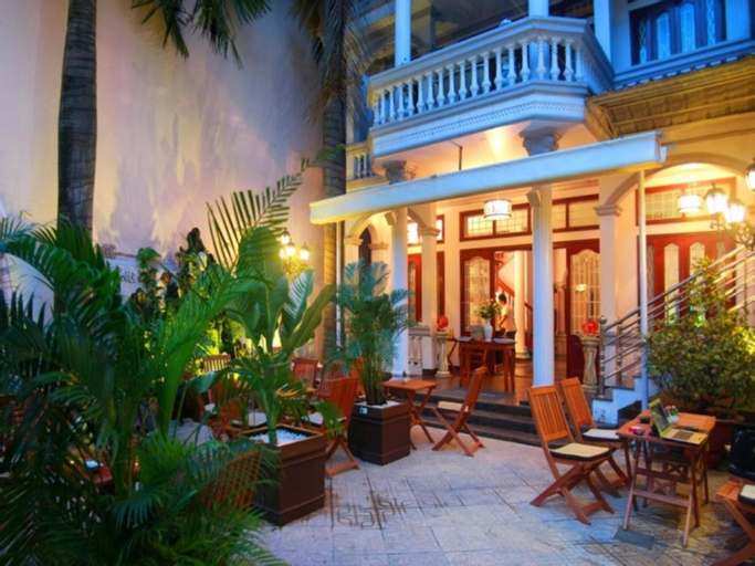 Huong Mai Hotel, Quận 3