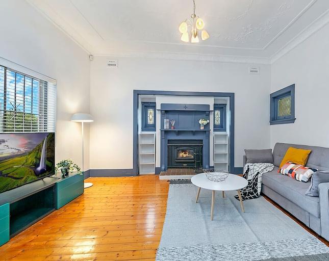 Sydney Airport Gardenia Cottage 3 BED Nar232, Rockdale