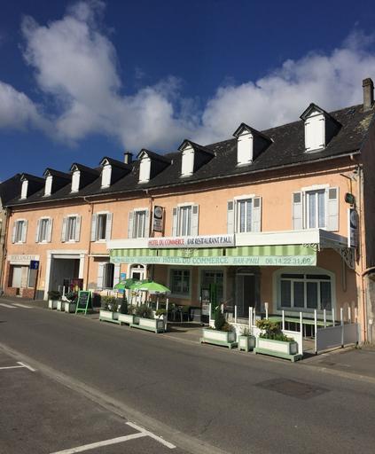 Hôtel du Commerce, Pyrénées-Atlantiques