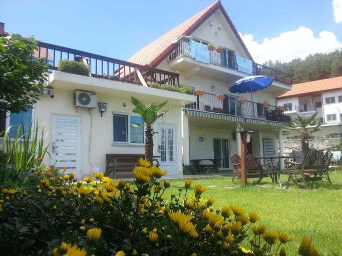 Namhae German Village Neuhaus in Korea, Namhae