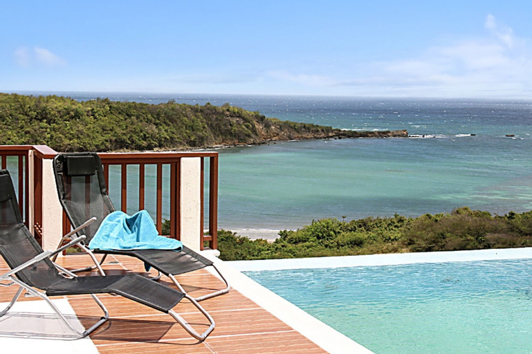 Villa With 5 Bedrooms in St Davids, Grenada, With Wonderful sea View,,