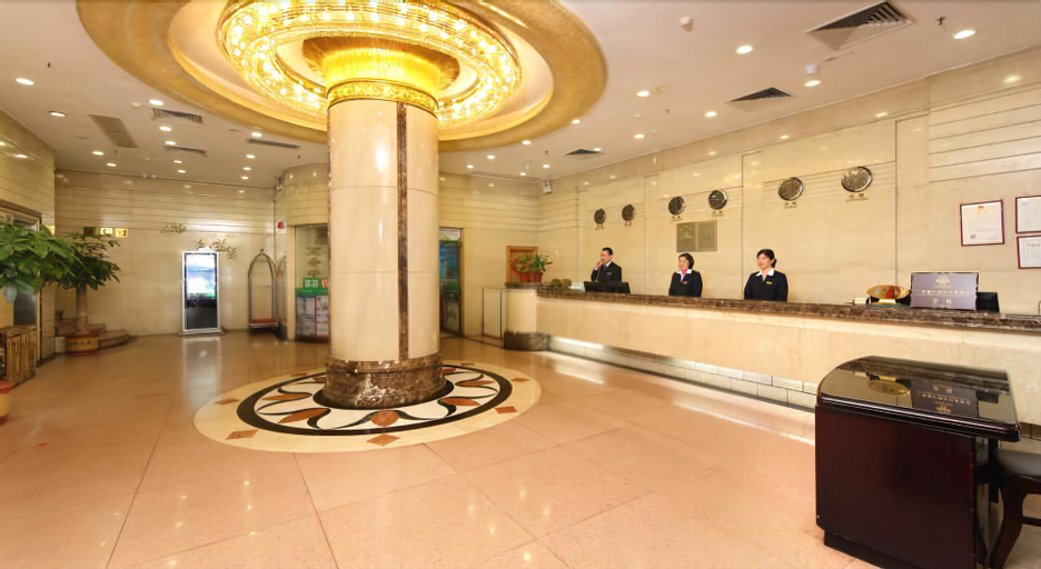 New World Hotel, Guangzhou