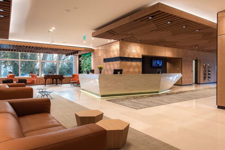Rikli Balance Hotel (ex Hotel Golf) - Sava Hotels & Resorts, Bled