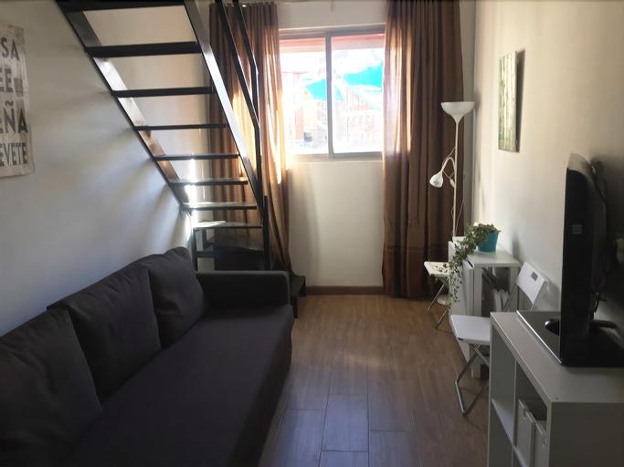 Apartamentos América ASN, Granada