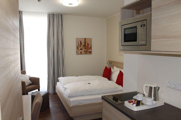 Prime 20 Serviced Apartments, Frankfurt am Main