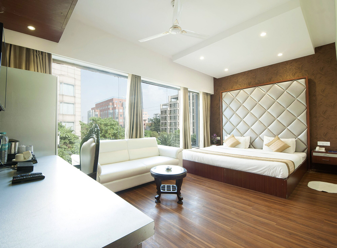 The Asian Suites B 583 Huda Metro, Gurgaon