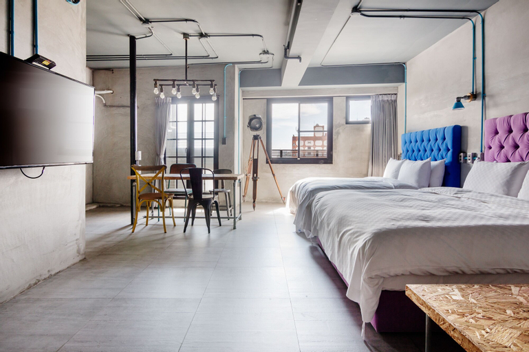 4 Design Inn, Tainan