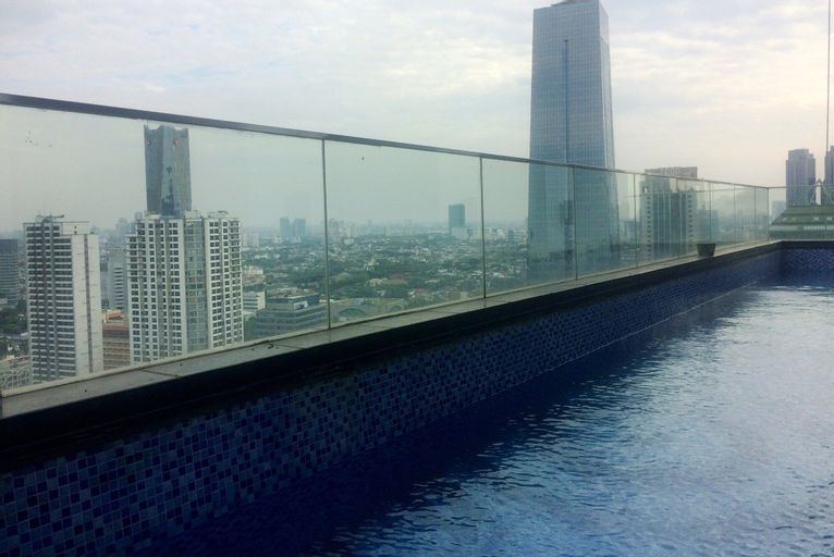 Luxurious and Comfortable 1BR Ciputra World 2 Apartment, Jakarta Selatan