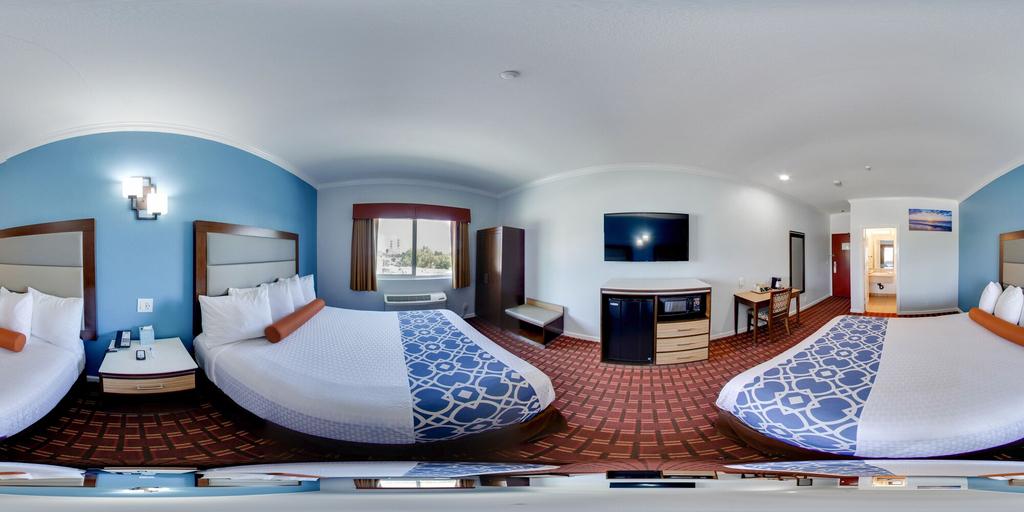 Rodeway Inn & Suites Pasadena, Los Angeles