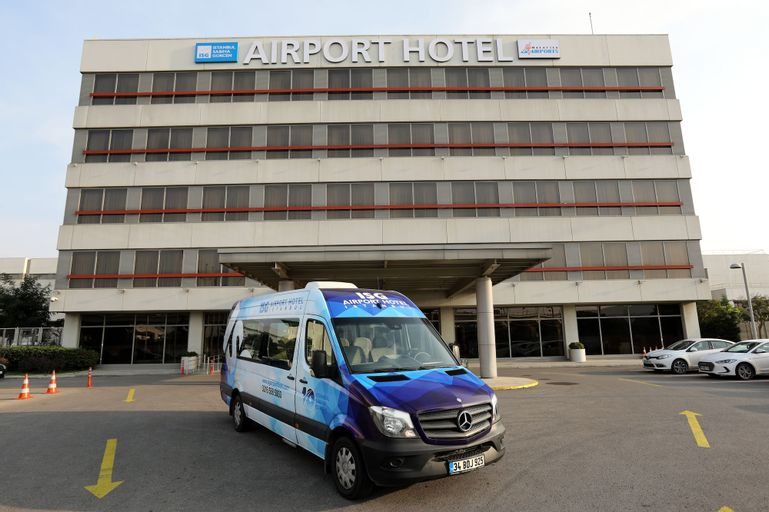 ISG Airport Hotel - Special Class, Tuzla
